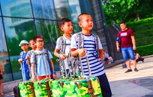 「北京军事」2020小狼行动夏令营(6天)
