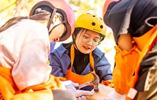 「北京户外」2021五一亲子树屋假日营(2天)| 树屋建造,亲子两天一夜