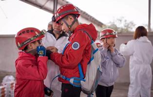 「北京拓展」2020国庆户外亲子营(1天)|洞穴探险