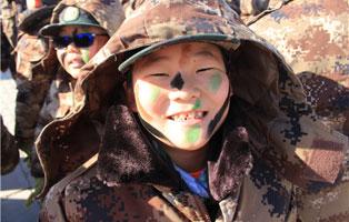 「北京拓展」2021军事冬令营(14天)