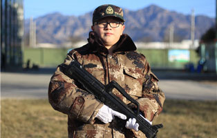 「北京户外」2021军事冬令营(10天)