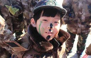「北京拓展」2021军事冬令营(5天)