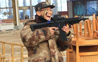 「北京吃苦」2021军事冬令营(7天)