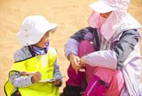 参加沙漠夏令营陪孩子,才发现从未走进孩子的世界