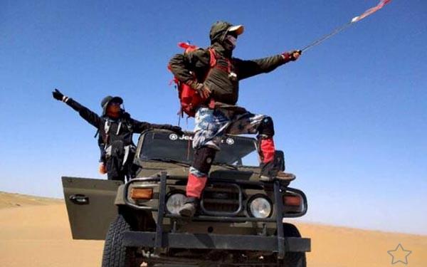 參加沙漠夏令營的好處以及注意事項!