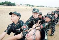 山东地区的小学生军事夏令营有哪些?