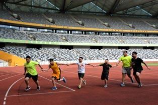 上海儿童减肥夏令营,走上瘦身之路!