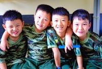 上海哪家军事夏令营好?推荐3家本地机构