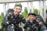 上海口碑好的军事夏令营机构,家长都说好!