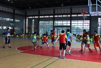 暑假上海中小学生篮球夏令营,提升篮球技巧