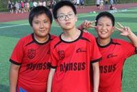 上海足球夏令营哪家好?奥林修斯足球营少不了!