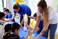 上海儿童英语夏令营四大机构活动推荐!