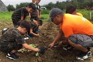 上海野外生存夏令营,提升求生技能
