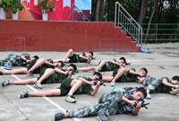上海军事夏令营活动项目有哪些?