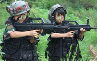 深圳军事夏令营哪家好?