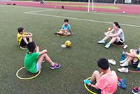 深圳青少年足球夏令营多少钱?