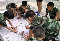 石家庄军事化夏令营哪个好?航图军事夏令营值得推荐