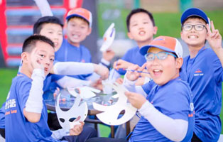 「杭州户外」2021千岛湖国际夏令营 | 集艺术、手工、体育、户外相融合(7天)