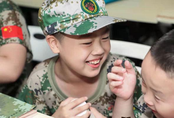 2021西点好习惯之王牌陆军训练夏令营(21天)