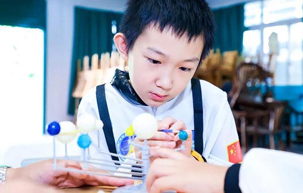 「上海军事 」2021西点好习惯之少年太空军国庆夏令营(5天)优质STEM课程+超能军事训练