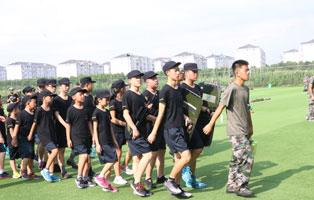 「上海军事」2020西点回炉军官特训夏令营-军官教导团(14天)