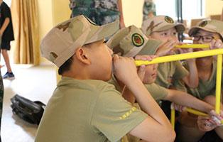 「上海军事」2021西点好习惯之将帅特训夏令营(28天)