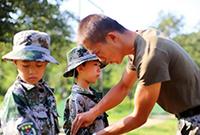 四川暑假小学生军事化夏令营有哪些?
