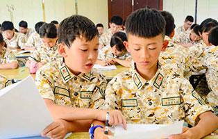 「贵州军事」2021贵阳拓展强化夏令营(15天)