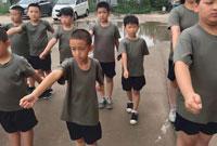 天津军事夏令营一个月值得参加吗?还你别样孩童!