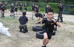 「东北军事」2021《我是一个兵》军事夏令营 (6天)| 行为习惯、时间观念、自理自立