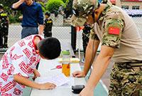 2021长沙铁血猎人军事夏令营优惠公告!