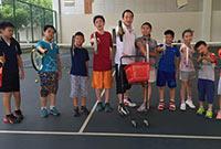 青少年网球夏令营特色和收获有哪些?