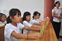 参加传统文化夏令营,带领孩子学习历史文化