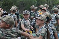 武汉儿童军训暑期班有哪些呐?这几家不要错过