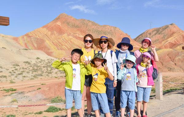 「青海亲子」2021新丝路游学国庆夏令营(7天) —从青藏高原到河西走廊的人文之旅