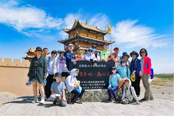 参加新大陆户外新丝路游学夏令营能够学到什么?