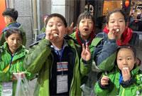 上海杭州绍兴飞动5天夏令营活动特色!