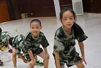 西安好的儿童军营夏令营有哪些?