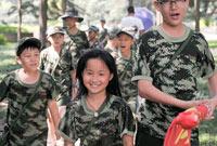 西安小学生夏令营去哪里好?
