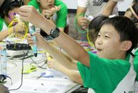 小学生科技夏令营的意义!
