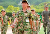 小学生军事拓展夏令营有哪些?