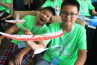 深圳中科大智-无人机创意航拍摄影夏令营