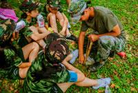 2019石家莊7天軍事體驗領袖夏令營