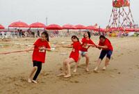 """北京2019""""沙滩城堡""""海滨拓展夏令营"""