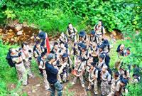 学生野外生存夏令营有哪些?