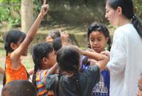为什么要孩子参加义工夏令营?