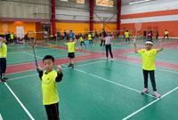 青少年羽毛球训练营,体验缤纷暑假!