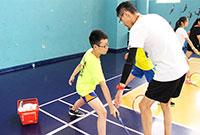 暑期适合青少年参加的羽毛球夏令营有哪些呢?