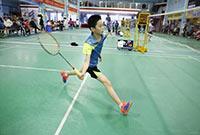 上海羽毛球夏令营,提升球技趁现在