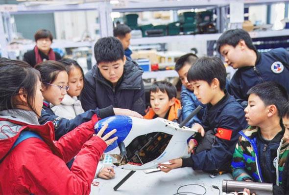 「深圳科技」2021航天PBL丨下一个地球-中国青少年航天训练夏令营招募开启(6天)